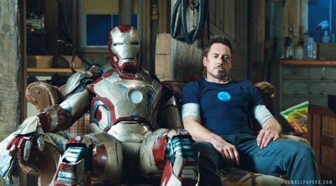 Semula Bimbang, Robert Downey Jr Kini Antusias dengan Iron Man 4