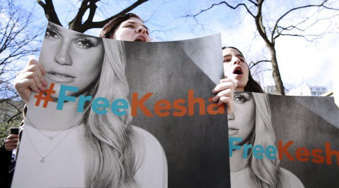 Jadi Korban Pelecehan Seksual, Kesha Makin Kreatif