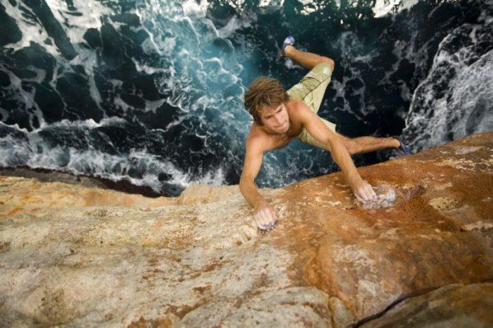 Intip Persiapan Pemanjat Tebing di Gunung Parang