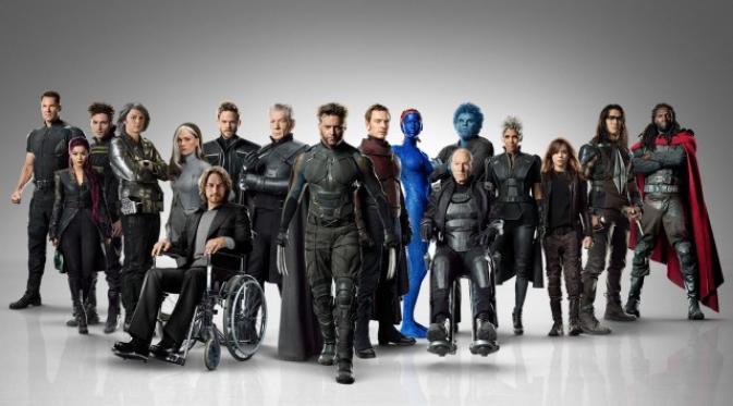 Franchise Film X-Men Terancam Kehilangan Bintang Muda
