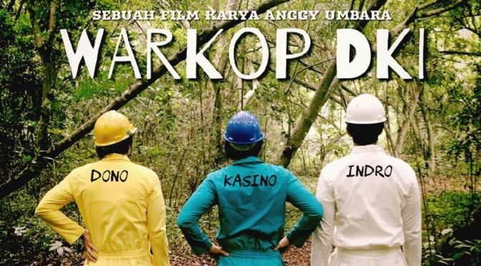 Pemeran Dono, Kasino, Indro di Film Warkop DKI Baru, Bocor?