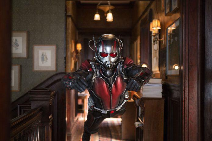 Tampil di 'CAPTAIN AMERICA', Ant-Man Jadi Seperti Anak Kecil