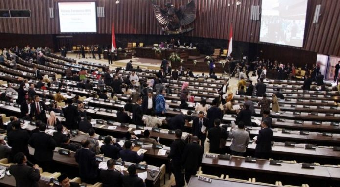 Alot, Putusan Revisi UU Pilkada Berpeluang Di-Voting di Paripurna