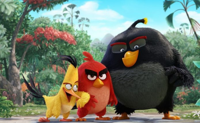 Angry Birds Puncaki Box Office Pekan Ini