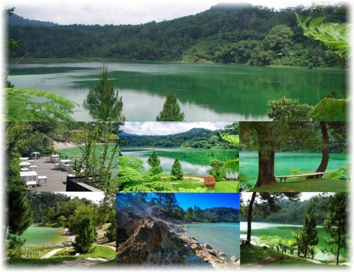 Danau Linow, Keindahan Luar Biasa dari Manado