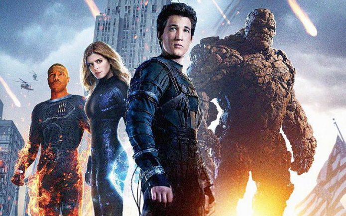 Fantastic Four 2 Tak Ganti Line-up Pemain