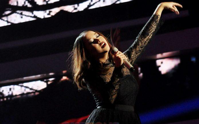 Gloria Jessica & Refita Mega Suguhkan Teatrikal Musikal di The Voice