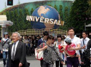 Daftar Taman Hiburan Paling Populer di Dunia