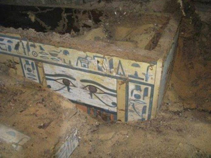 Penemuan Makam 3.800 Tahun Berisi Figur Sentral Dinasti Mesir