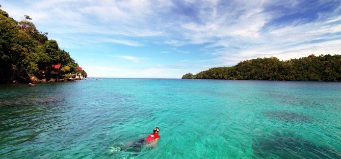 Keindahan Tercantik di Pulau Terujung Indonesia