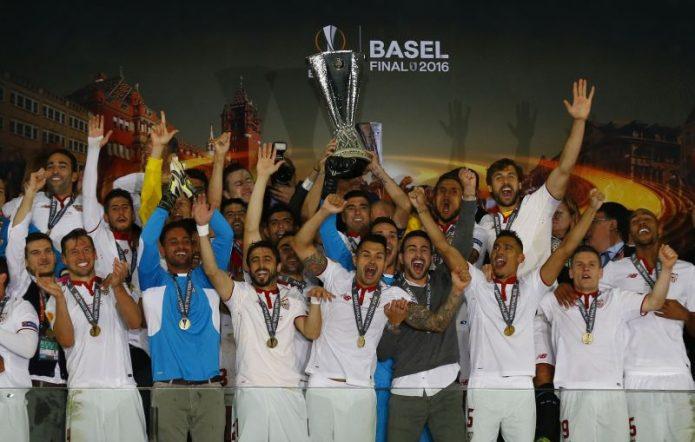 Sevilla Tak Gentar dengan Dukungan Fans Barcelona di Copa del Rey