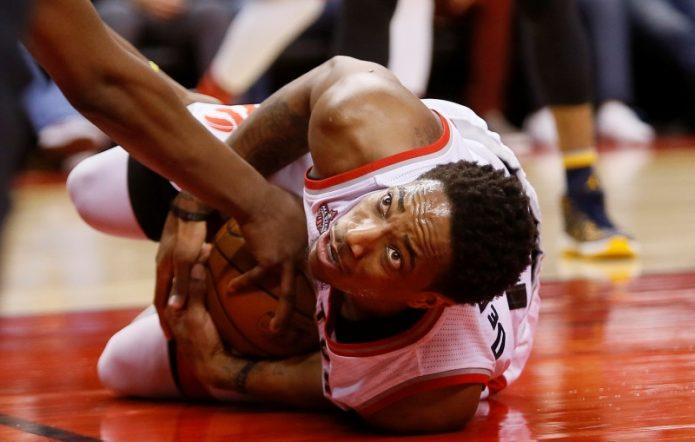 Toronto Raptors Tantang LeBron James dan Kolega