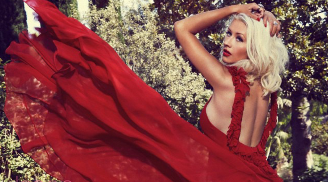 Kecam Penembakan Orlando, Christina Aguilera Rilis Lagu Baru