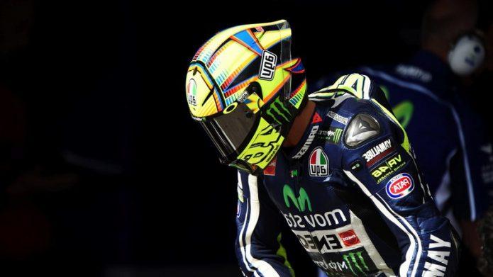 Alasan Valentino Rossi Pilih Sasis Standar di Assen