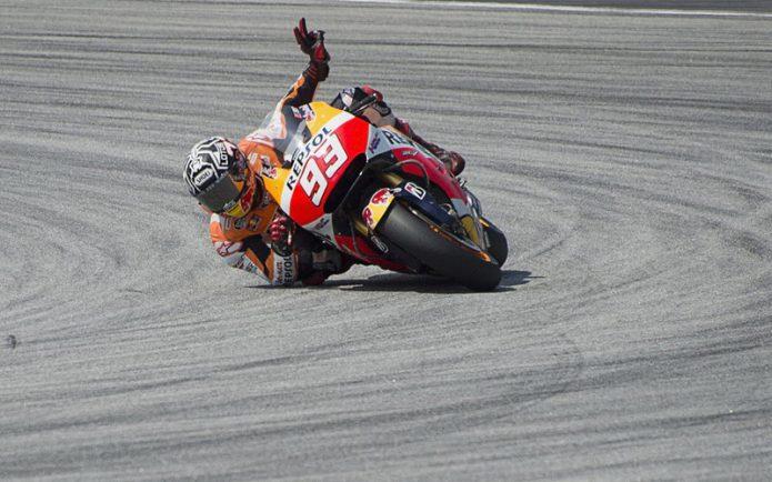 Demi Gelar Juara, Marquez Bertekad Tampil Gemilang hingga Akhir Musim