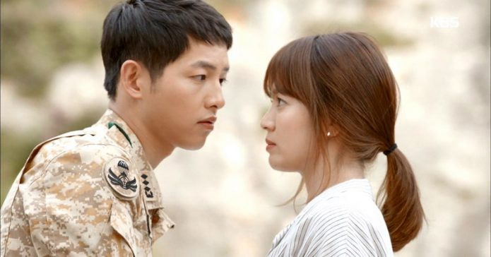 DVD Descendants of the Sun Siap Dirilis