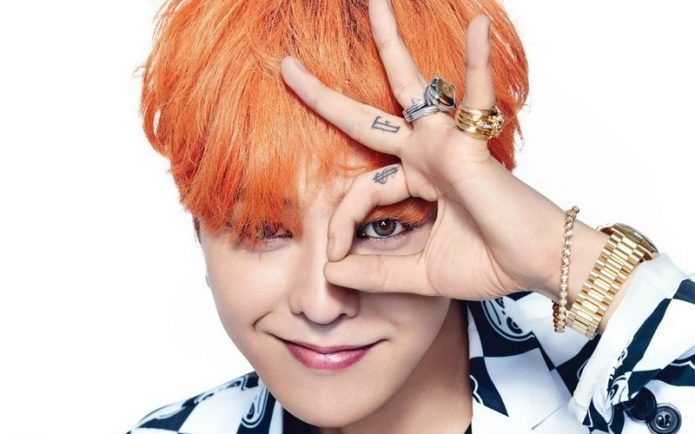 G-Dragon Ingin BIGBANG seperti Rolling Stone