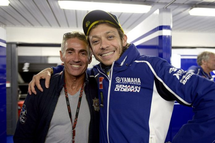 Kekaguman Mick Doohan kepada Sosok Valentino Rossi