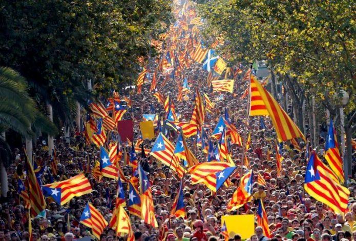 Keluarnya Inggris dari UE Perkuat Potensi Catalunya Merdeka