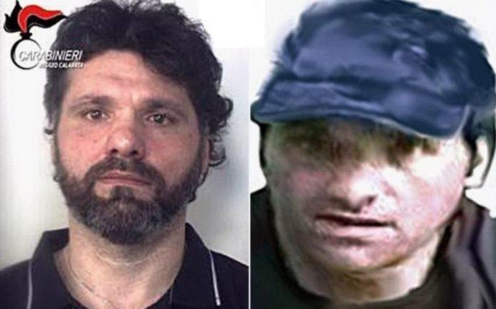 Polisi Italia Bekuk Bos Mafia Paling Dicari