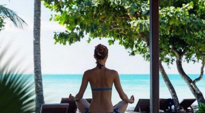 Travelling Sambil Yoga di Dubai