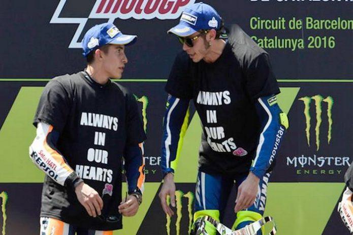 Valentino Rossi dan Marc Marquez Akan Panas Lagi di Assen