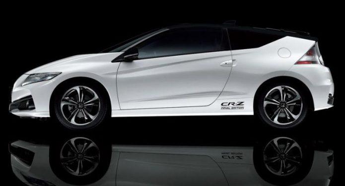 31 Juli, Honda Tutup Pemesanan CR-Z Last Edition