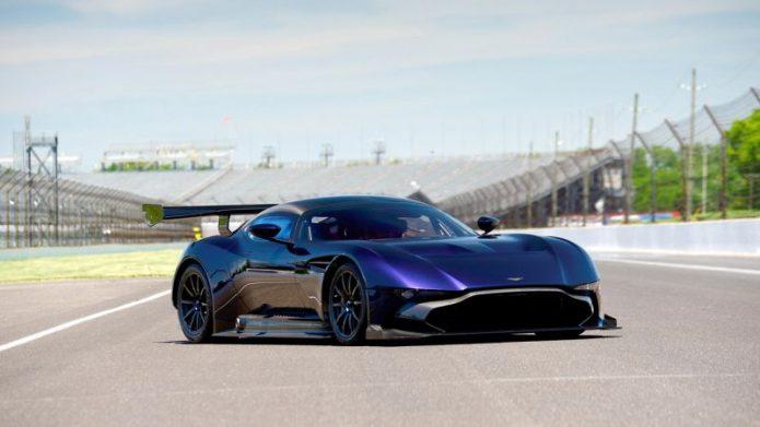 Aston Martin Vulcan Produksi Ke-11 Bakal Dilelang