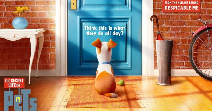 The Secret Life of Pets Geser Tarzan di Puncak Box Office
