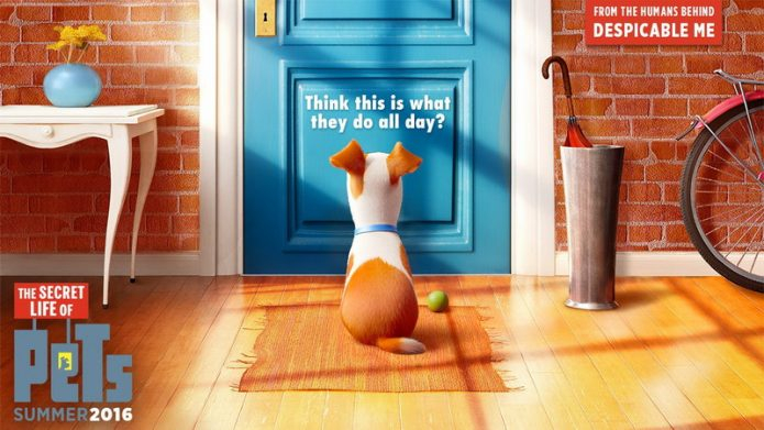 The Secret Life of Pets Kalahkah Ghostbusters