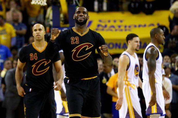 Bukan Cavaliers yang Layak Masuk Final NBA Musim Lalu