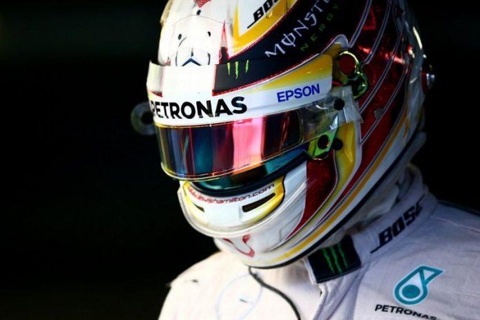 Hamilton Raih Pole Position di Silverstone