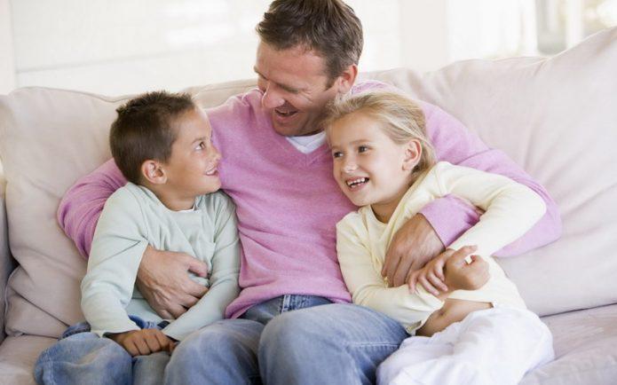 Hari Anak Nasional, Ayah Berkontribusi terhadap Kecerdasan Anak