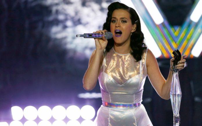 Katy Perry Luncurkan Lagu Olimpiade Rise