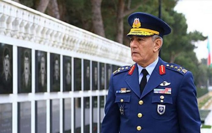Mantan Panglima AU Turki Sanggah Otaki Kudeta