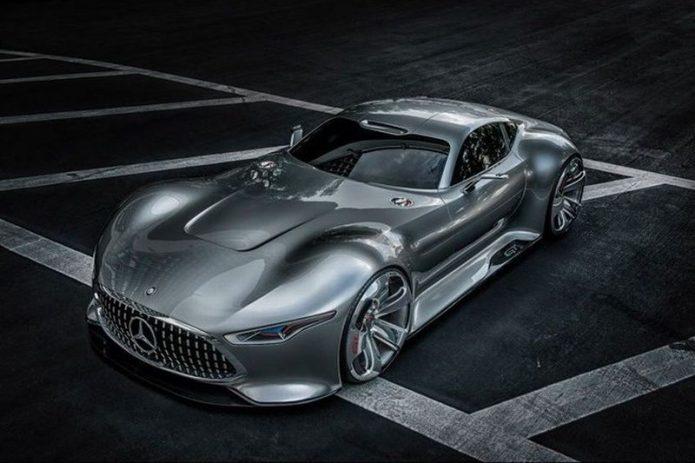 Mercedes Benz Bikin Hypercar Seharga Rp39 Miliar