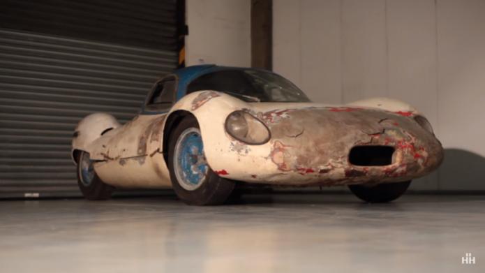 Mobil Balap Klasik dengan Sasis Kayu Dijual Rp1,3 Miliar