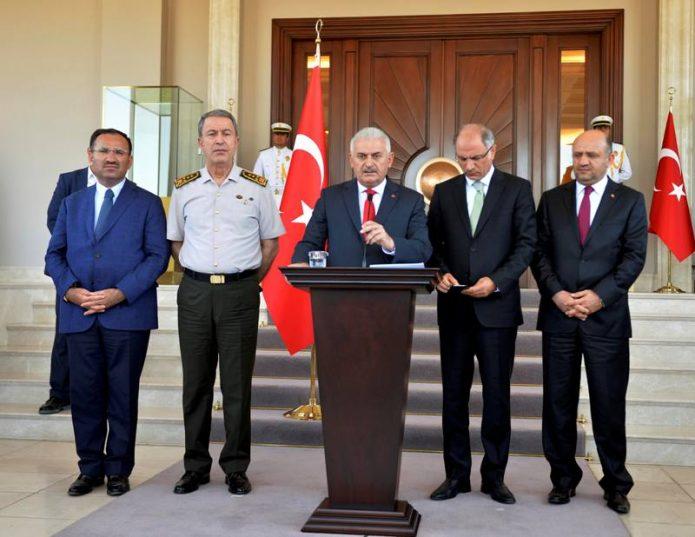Pasca Kudeta Militer, Turki Mengindikasikan Hidupkan Kembali Hukuman Mati