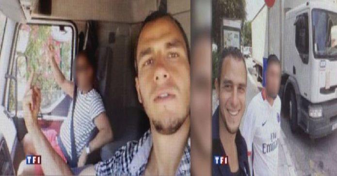 Pelaku Teror Nice Sempat Selfie di dalam Truknya