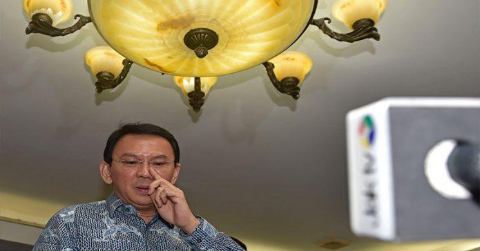 Pilgub DKI, Ahok: Deklarasi di Belitung Siapa yang Mau Nulis?