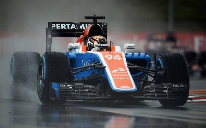 Rekan Rio Haryanto Akui Manor Racing Masih Miliki Banyak Kekurangan