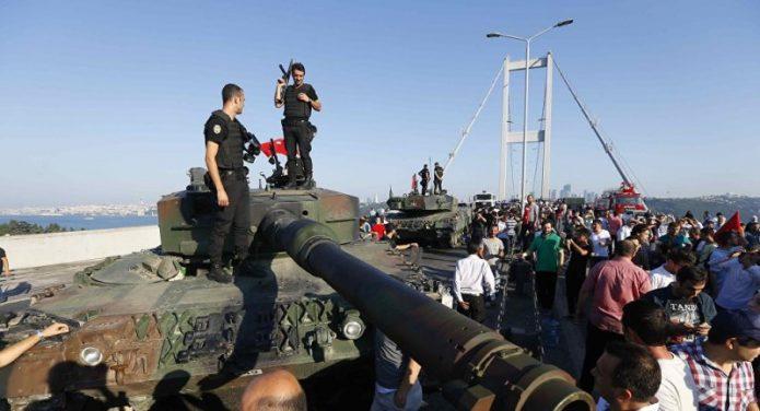 Rusia Peringatkan Turki Beberapa Jam Sebelum Kudeta Militer