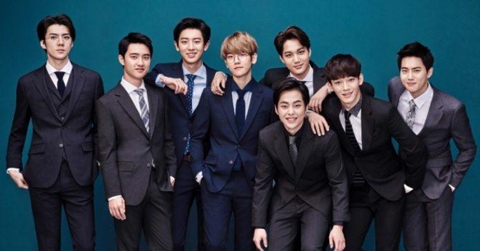 "EXO Siapkan Photobook Berisi Foto Tur Konser ""EXO'luXion """
