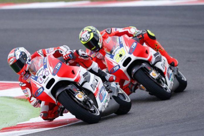 Tiga Keunggulan Ducati-Honda dari Yamaha di Tes Austria