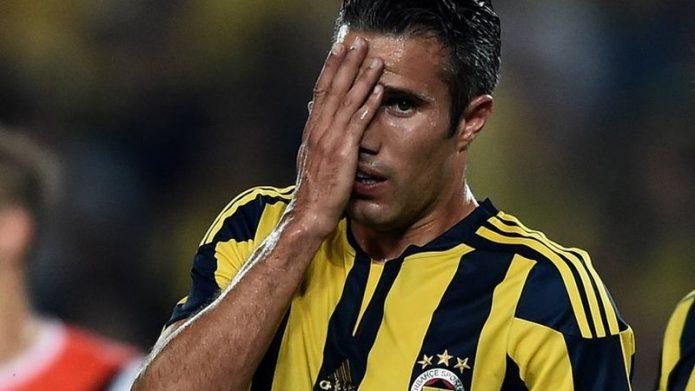Van Persie Tak Akan Kembali ke Premier League