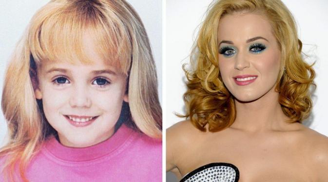 Katy Perry Sejatinya Bocah Cantik AS yang 'Tewas' Dibunuh?