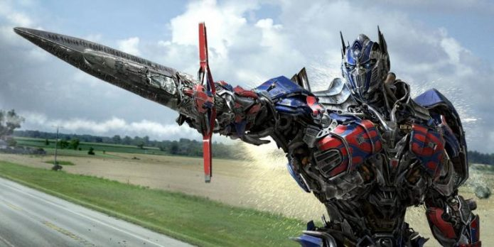 Transformers: The Last Knight Bawa Kembali Crosshairs