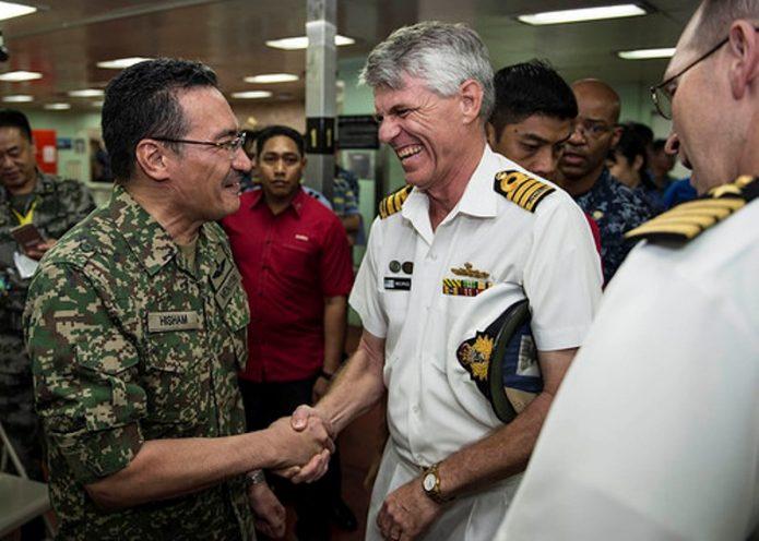 Indonesia Jadi Pemberhentian Terakhir Pacific Partnership 2016