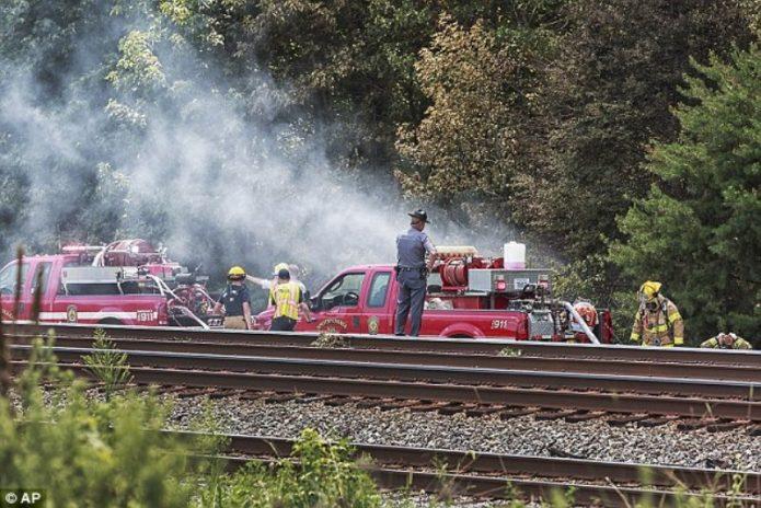 Kecelakaan Pesawat di Virginia, Tidak Ada yang Selamat