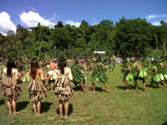 Kekuatan Tarian Suku Enggano Bikin Iri Negara Lain